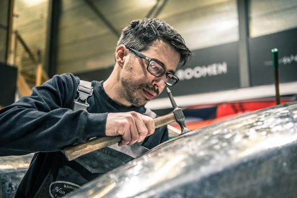 Niels van Roij Design Ferrari Breadvan Hommage