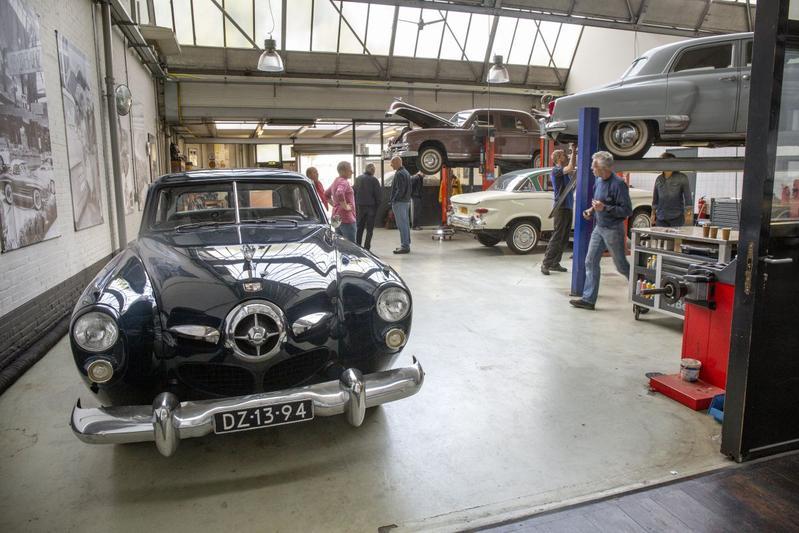 Studebaker Packard sleuteldag