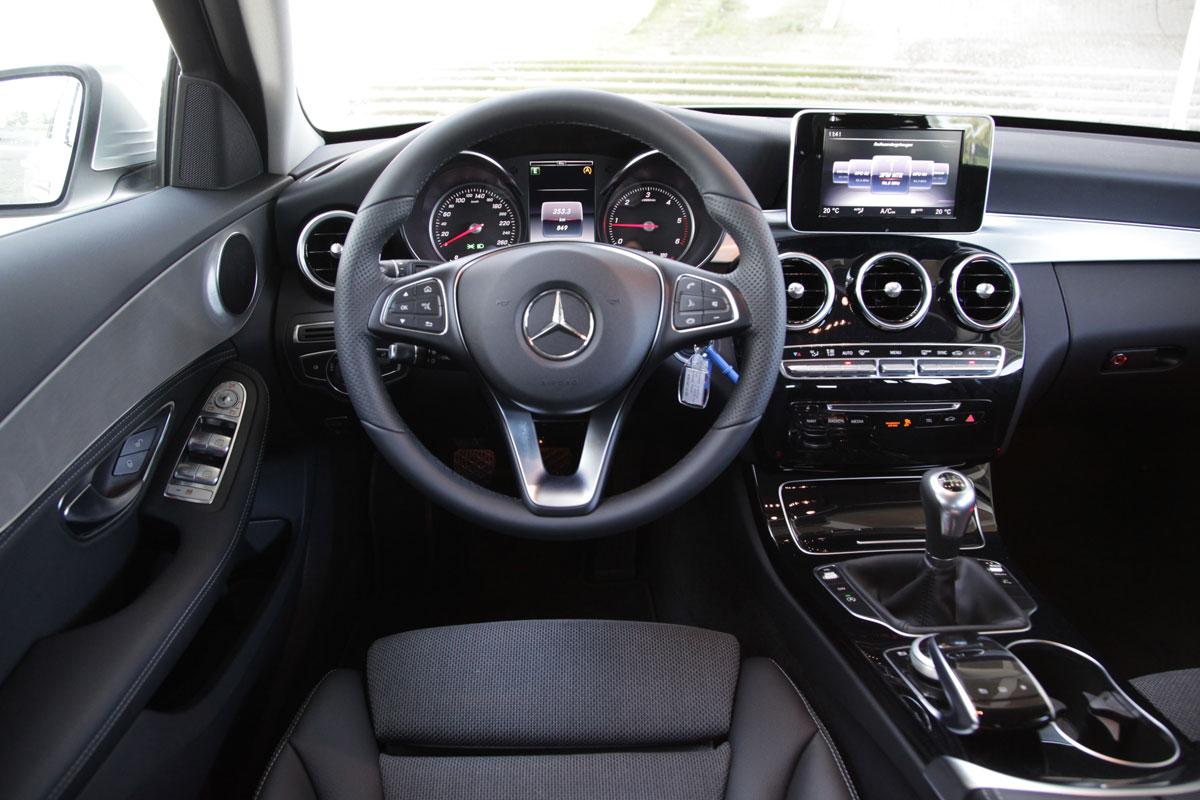 Mercedes Benz Lease >> Mercedes-Benz C 220 Bluetec Estate (2014) | Autotest - AutoWeek.nl