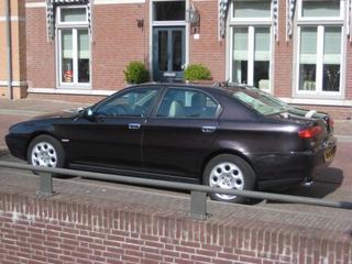 Alfa Romeo 166 3.0 V6 24V Distinctive (2002)