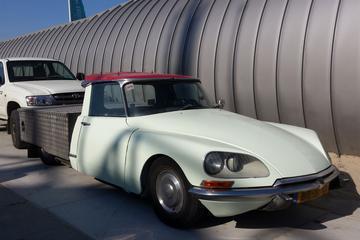 In het wild: Citroën ID pick-up (1971)