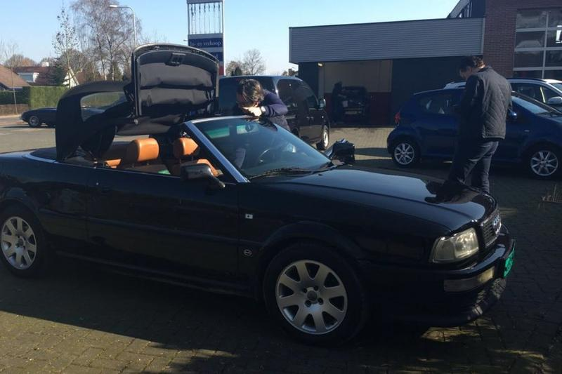 Audi Cabriolet 1.8 5V (1997)