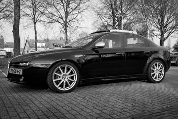 Alfa Romeo 159 2.4 JTDm 20v TI (2008)