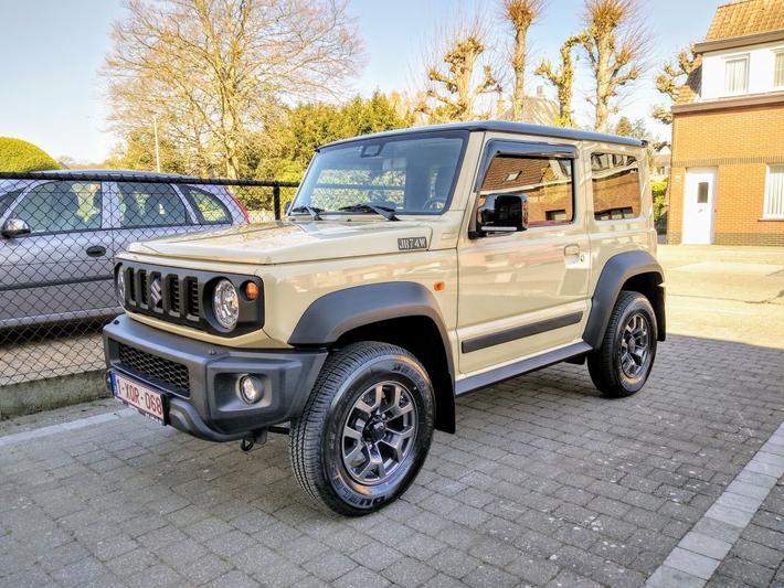Suzuki Jimny 1.5 Stijl (2020)
