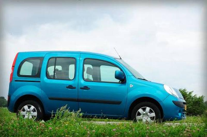 Renault Kangoo Family 1.6 16V Expression (2008)