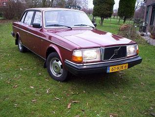 Volvo 240 Diesel (1983)