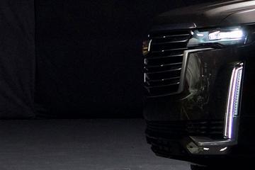 Cadillac laat stukje nieuw Escalade zien