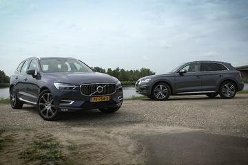 Volvo XC60 vs Audi Q5