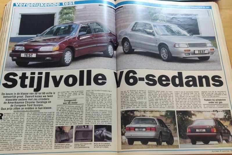 AutoWeek 40 1990