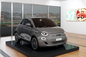 Fiat start productie nieuwe 500 op 63e verjaardag oer-500