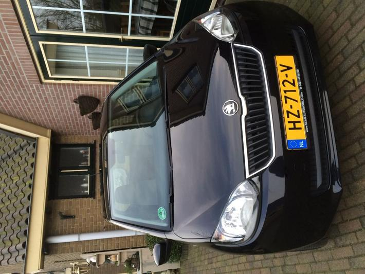 Skoda Citigo 1.0 60pk Greentech Ambition (2013)
