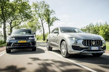 Range Rover Sport - Maserati Levante