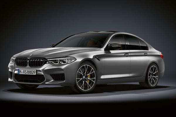 Officieel: dit is de BMW M5 Competition