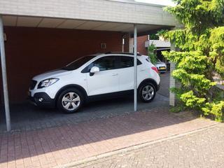 Opel Mokka 1.4 Turbo Bi-Fuel Edition (2015)