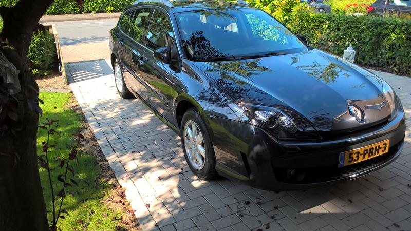 Renault Laguna Estate 1.5 dCi 110 Dynamique (2011)
