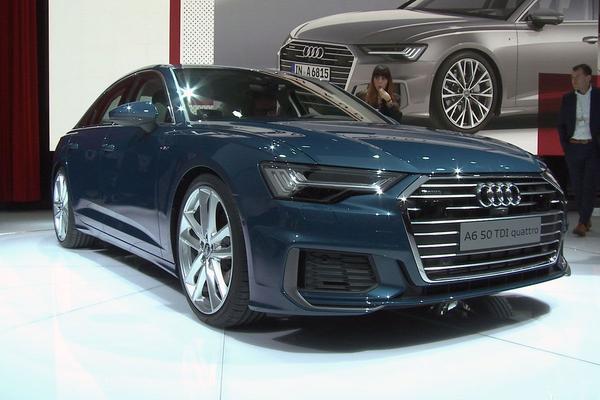 Video: Audi A6 - Genève 2018 Special