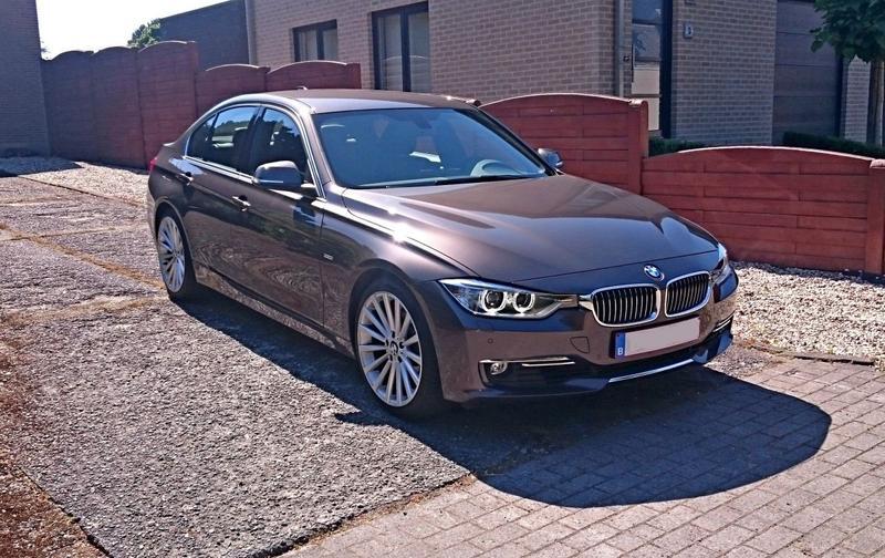 BMW 328i High Executive (2014)