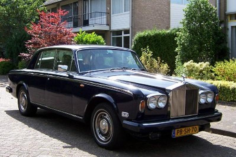 Rolls-Royce Silver Shadow (1977)