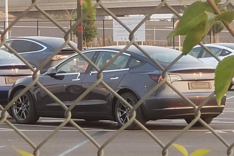 Tesla Model 3 updates