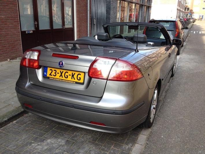 Saab 9-3 Cabriolet 2.0t Vector (2004)