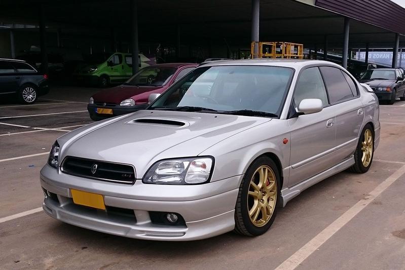 מגניב In het wild: Subaru Legacy B4 (1999) - AutoWeek.nl GB-86
