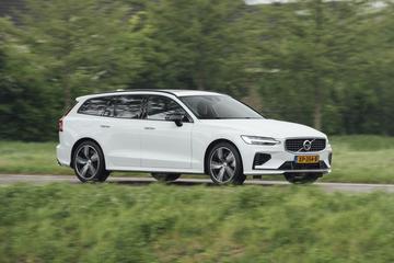 Volvo V60 T8 - Rij-impressie