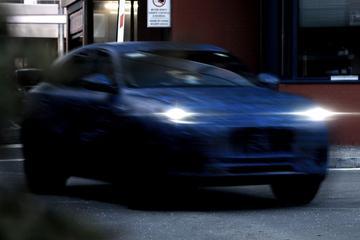 Maserati Grecale al deels te zien