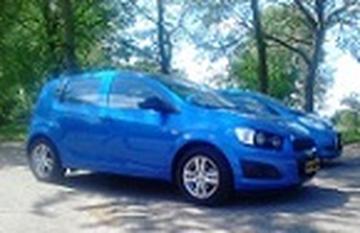Chevrolet Aveo 1.2 LS (2012)