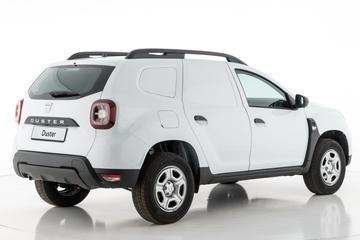 Heerlijk kaal: Dacia Duster Fiskal