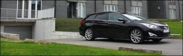 Hyundai i40 CW 1.7 CRDi Blue i-Motion (2012)