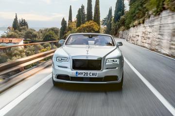Rolls-Royce stuurt speciale Dawn Silver Bullet de weg op