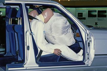 Airbags in oldtimers