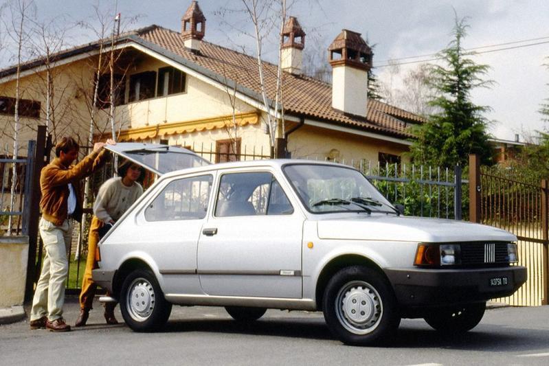 Fiat 127 Facelift Friday