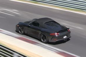 Porsche 911  en 911 Speedster -  Spionage
