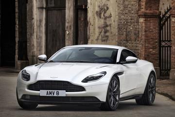 Aston Martin DB11 nu ook met V8