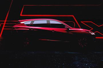 Nieuwe Acura RDX naar Detroit
