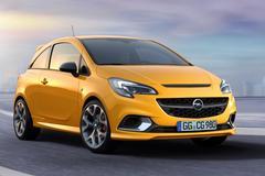 Opel Corsa GSi in beeld