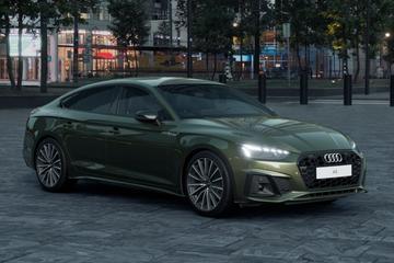 Audi A4 en A5 nu ook als S edition competition