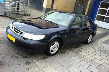 Saab 9-5 2.3 t SE (1999)