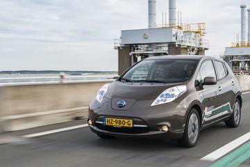 Rondje Nederland per Nissan Leaf