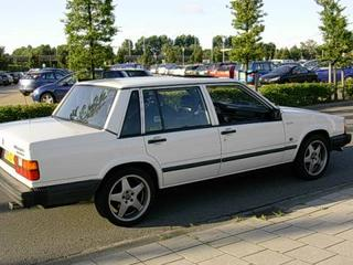 Volvo 740 Turbo (1986)