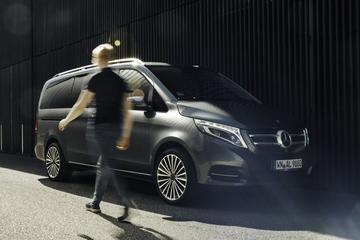 Mercedes-Benz V-klasse en Vito volgens Lorinser