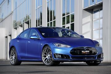 Ook Brabus stort zich op Tesla Model S