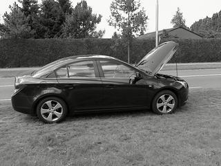 Chevrolet Cruze 1.8 LT (2009)
