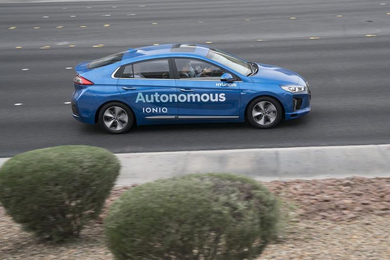 Samsung mag autonoom testen in Californië
