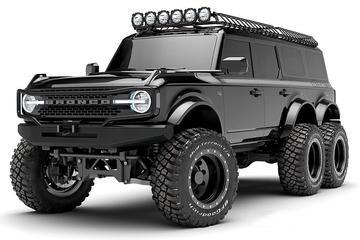 Ford Bronco krijgt heftige 6x6-versie