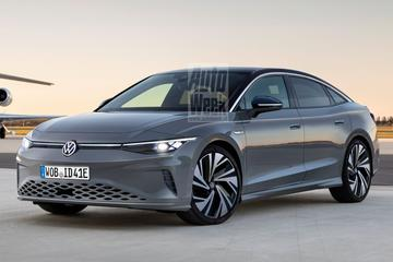 Volkswagen ID Aero - Blik to the Future