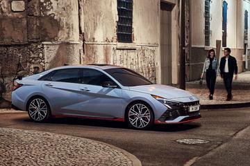 Hyundai Elantra N: supersportieve sedan