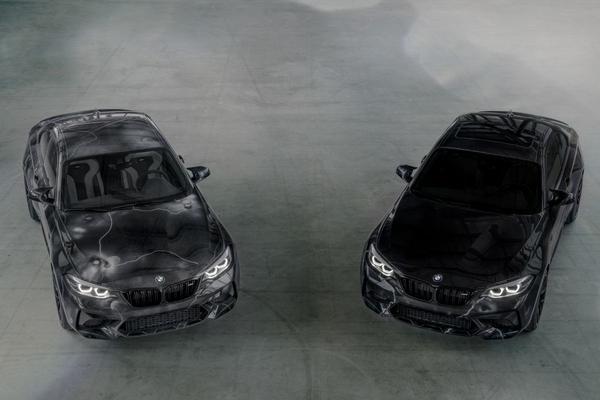 BMW trekt M2 speciaal jasje aan