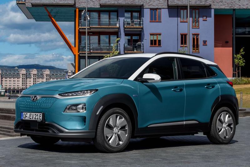 Hyundai Kona Electric 64kWh Premium (2019)